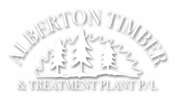 Alberton Timber logo